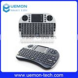 2.4G wireless Rii I8 Air Mouse Multi-Media Remote Control Touchpad Handheld Wireless Keyboard                                                                                                         Supplier's Choice
