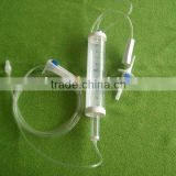 Burette With Infusion Set (Disposable)