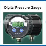 3V battery supply 0-750Psi Digital air pressure gauge for tire inflation with LCD display