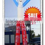 outdoor advertising two legs inflatable air dancer for sale,blow up man, inflatable air dancer -Caiyun Air Dancer
