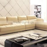 Modern minimalist sofa furniture sale head layer cowhide comfortable sitting sense