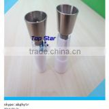 high quality titanium polished grade 2 nail titanium nail with ceramic use for electronic cigarette pen