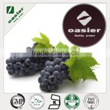 Gold supplier 30% Polyphenols 5% to 10% Resveratrol Grape Skin Extract Powder