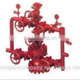 API Water injection wellhead