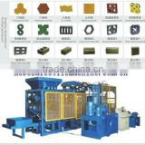 KBQ4-32 New hollow concrete block machine