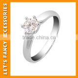 Wholesale Fashion jewelry 925 Sterling Silver filled Ring Adjustable PGRG0113