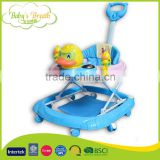BW-49 Light-weight Duck toy Portable Baby Walker 4 in 1 with Silica Gel Wheel                                                                         Quality Choice