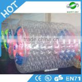 Good quality water filled lawn roller,plastic hot water hair rollers,inflatable water rollering ball