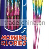 "14"" MORNING GLORIES FIREWORKS INDOOR WEDDING SPARKLER"