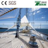 pvc synthetic teak decking composite marine deck for boats