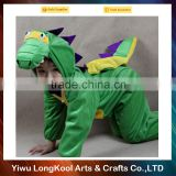 Wholesale baby clothes for christmas dinosaur animal mascot costume