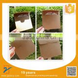 10pcs 12.5*12.5cm 250g Kraft Paper CD DVD Disc Storage Bag CD DVD Case Envelope Sleeve, Free Shipping