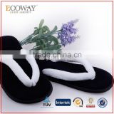 disposable flip flop slipper summer indoor spa slippers cheap home slipper