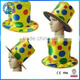 Halloween Colored Dots Party Hat Clown Hat