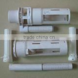 custom LED plastic fitting manufacturer