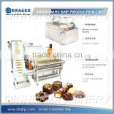 Compound Chocolate Bar line automatic shaping machine