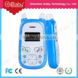 Ibaby kids emergency phone small kids gps phone with android app to track toy mobile phone for kids