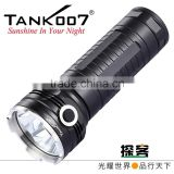 High intensity 2000lumens torch light RC11