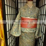 Traditional & beautiful kimono girl japan for sale with Obi & Other Items Mixed Distributed in Japan TC-008-15