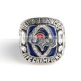 2013 Super Bowl Denver Broncos NFL champion ring