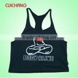 Custom tank top for men&y back tank tops,cotton boy' tank top