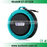 Muti-function Wireless Bluetooth 3.0 Speakers 5W IPX5 Waterproof Dustproof Shockproof Shower Stereo Speaker