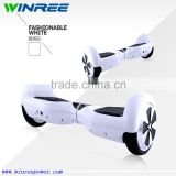 2015 new drifting electric scooter 2 wheel hoverboard mini hover board with 6.5inch wheels LED light