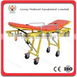 SY-K012-2 Automatic Loading Stretcher Type Aluminum Alloy Stretcher for Ambulance Car