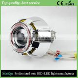 Wholesale Price Auto Headlight HID Kit Bixenon H4 Projector Lens with Angel Eye for H4,H7,9005,9006                                                                         Quality Choice