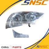 3714-00241 Bus left Combined front lamp for Chinese buses for YUTONG bus SNSC high quality parts 2015 hot sell parts