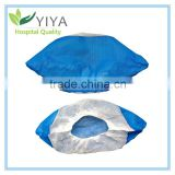 Free samples offered Disposable nonwoven PP/PE/CPE/SMS nonslip shoe cover waterproof and dustproof
