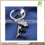 Promotional metal letter key chain With Logo/metal letter key chain /Custom metal letter key chain ZDS2022