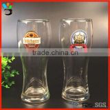 Glass Drinkware Type & FDA,CE / EU,SGS Certification Cooling Beer Glass