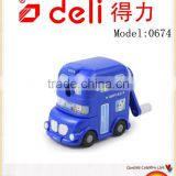 Deli Youku London Bus Pencil machine for Student Use Model 0674