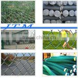 JTM-Alibaba china Wholesale chain link fence/decorative chain link fence/chain link fence extensions