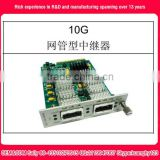 10g media converter 8 Ports SFP+ to SFP+ 10G OEO Converter Transponder w/full 3R Support