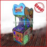 Indoor coin operated fishing game fish hunter kids arcade game machine Amusement arcade Redemption fishing