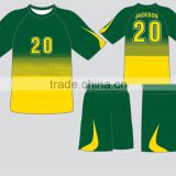 custom mens blank training soccer kit