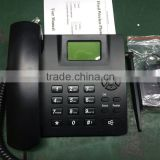 Hot sell Quad-band GSM fixed wireless desktop phone no voice mail