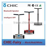 6.5 inch IO chic fairy self balancing scooter 2 wheels hands free self balancing hoverboard
