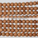 wholesale original mysore sandal-wood bead/brown sandalwood bead bracelet jewellery/sandalwood mala