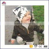 2016 Autumn Winter animal print Cotton Toddler Infant Kids Caps Lovely Knit Crochet Accessories Baby Hat