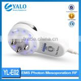 Skin tightening radio wave frequency machine/LED light therapy photon beauty machine YL-E02
