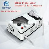 1000w output Power portable 808nm diode laser hair removal with 2 year warranty for quality