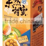 Brittle Plum, Good Appertizer, Best Choice for Christmas Gift Box