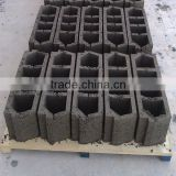 QMR2-45 Manual Compressed Earth Block Machine Small Manual Cement Interlock Brick Machine/ Manual Fly Ash Brick