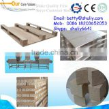 Machine to make wood pallet/ wooden pallets making machine with high quality and different models