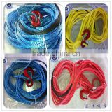 12mm industrial electric winch rope