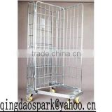 nesting roll trolley/cage