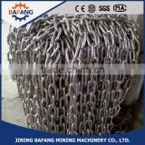 mining round link chain for sale